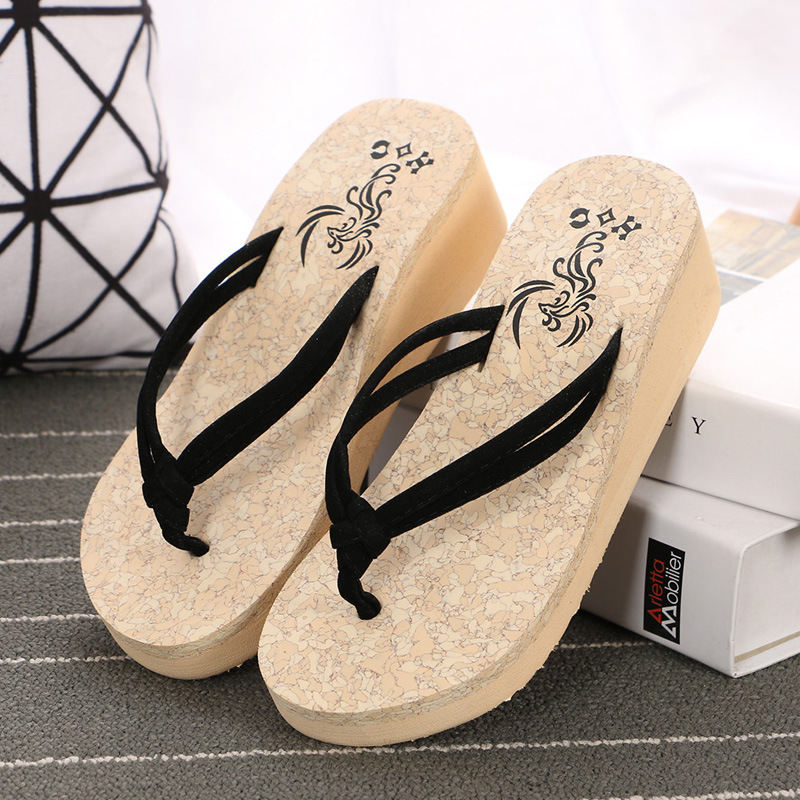 2017 Summer style Womens shoes Fashion sandals slippers Flip Flops for lady .WNH-883<br><br>Aliexpress