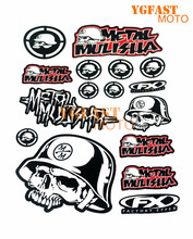 3M Decals Stickers Graphics For CRF YZF WRF KXF KLX RMZ RMX DRZ KTM Motorcycle Pit Dirt Bike Motocross(China)