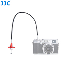 JJC TCR-40 Series 400mm Mechanical Locking Camera Shutter Release Remote Control Cable Cord Threaded Cable Release