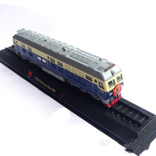 DF4D Chairman mao 1/160 Scale Diecast Alloy Train Models Children Toys Gifts Collections 9 CM Long