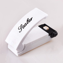 Mini Portable heat sealing machine food vacuum sealer machine hand Tubing Plastic Bag Kit Tool