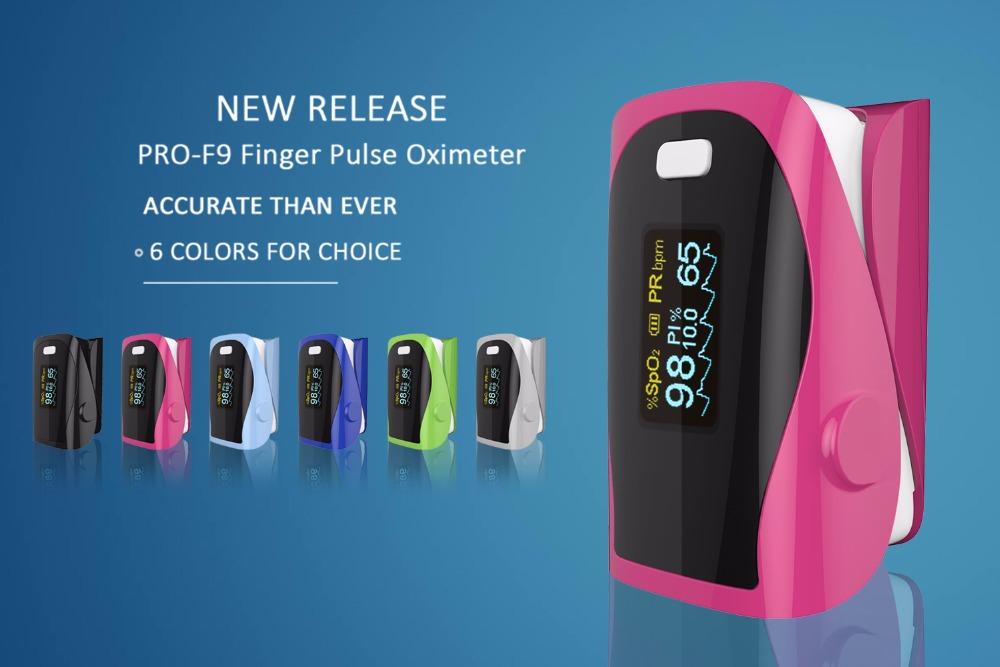 PRCMISEMED Household Health Monitors Pulsioximetro Oximeter Monitor Pulsioximetro OLED Heart Rate Monitor SPO2 Pulse Oximeter 3