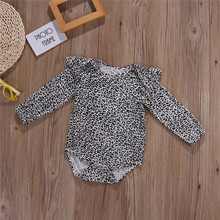 Autumn Spring Style Hot Brand Clothes Baby Girls Bodysuit Long Sleeve Cotton Jumpsuit Children Bodysuit