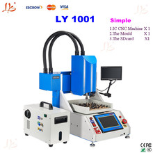 Professional LY 1001 automatic IC CNC router for iPhone Main Board Repair simple,iPhone removing iCloud