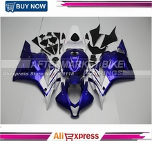 Dark Blue And Black Stickers Fairing kits CBR600RR 2011 For Honda Superbike Motorcycle ABS Parts Free Heatshields
