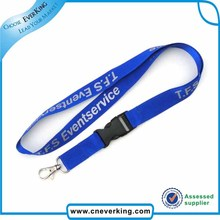 popular custom logo print military lanyard china wholesale(China)
