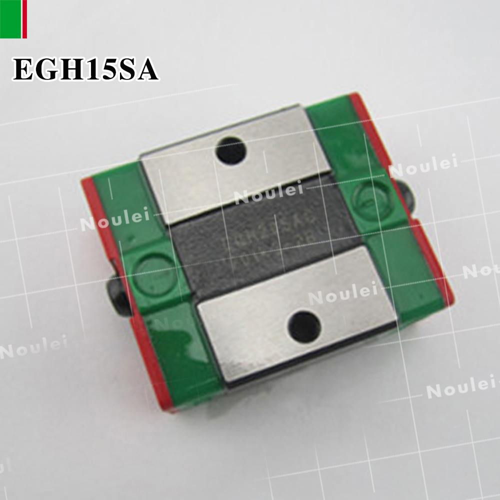 HIWIN New Rail Carriage Block EGH15SA For EGR15 linear rails<br>