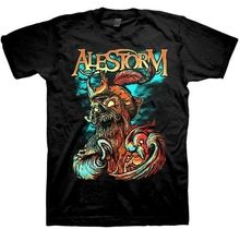 OKOUFEN  ALESTORM Get Drunk men t shirt