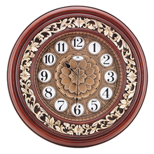 Archaize Europe Type Restoring Ancient Resin Fashion Modern Creative Vintage Pendulum Wall Clock 12 Inch
