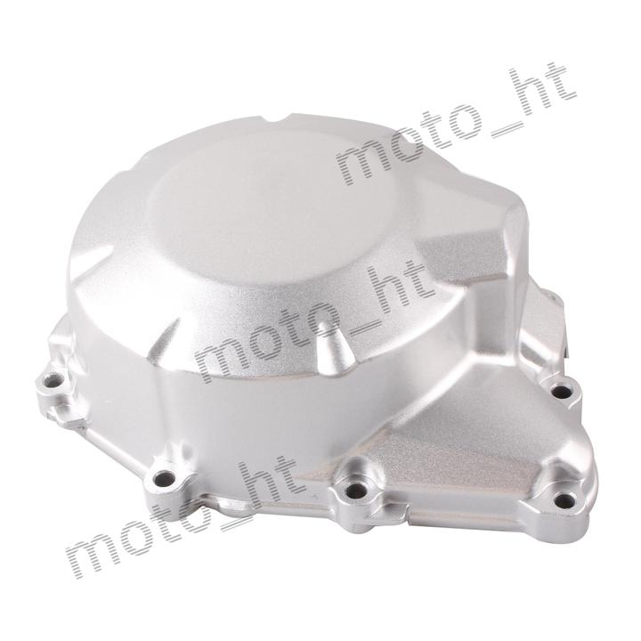 Stator Engine Crank Case Generator Cover Crankcase For Yamaha FZ6 2004 2005 2006 2007 2008 2009 2010 Silver<br><br>Aliexpress