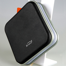 NEW Portable 40 Disc Capacity DVD CD Case For Car Media Storage CD Bag