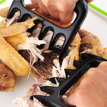 2Pcs Bear Claws Meat Pork Shredder Holder Handler Forks Tools For BBQ Tool Kitchen Cooking