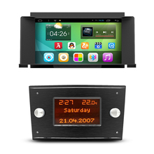 8 inch Screen Android 4.4 Car Navigation GPS System Stereo Media Auto radio DVD Player Entertainment for Opel ASTRA H(China)
