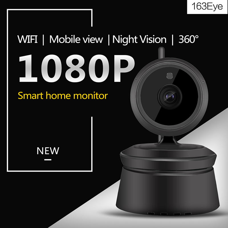 1080P Wireless IP WIFI Camera Wireless Security PTZ Rotation 360 degree IR Night Vision Surveillance Network Baby Monitor<br>