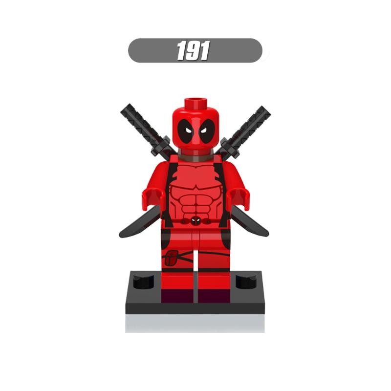 XH191-Red Deadpool
