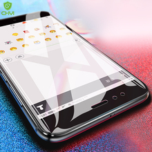 CHYI protective glass xiaomi Mi A1 8 SE note3 tempered glass 5D curved film Xiaomi redmi a2 lite 6pro screen protector