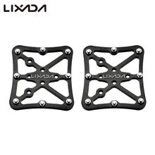 Lixada MTB Bike Clipless Pedal Platform Adapters for SHIMANO for Time for Crankbrothers Sytems Bicycle Accessories Outdoor