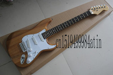 2019 Free Shipping Wholesale Top Quality Stratocaster Custom Body Rosewood Fretboard Electric Guitar In Stock   @29