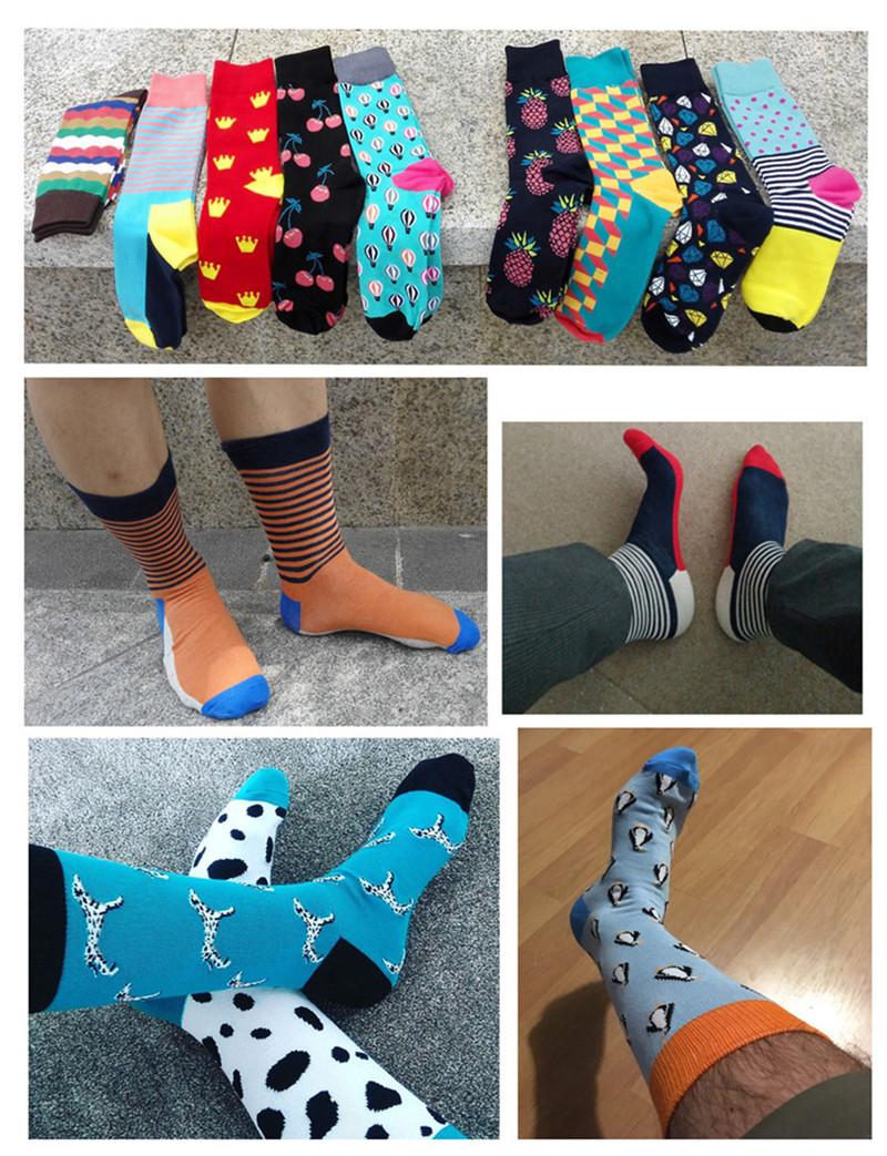 MYORED Spring summer fashion women's short tube socks cartoon cotton socks Cute lovely sailor moon female ankle sock 6pair/Lot 16