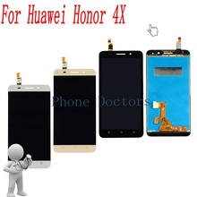 5.5'' Full LCD DIsplay +Touch Screen Digitizer Assembly Huawei Honor 4X Che1-L04 Che2-L11 Che2-L12 Che2-L23