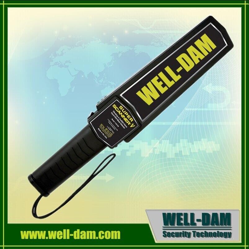 Super Scanner V Hand Held Metal Detector<br><br>Aliexpress