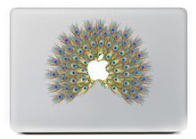 "Peacock feather PatternDecal Laptop Sticker for MacBook Air/Pro/Retina 11"" 12"" 13"" 15 Computer Mac Cool cover skin notebook"