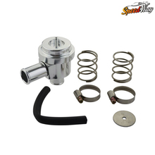 Speedway Blow Off Valve Universal Turbo BOV Silver Auto 25mm Blow Dump Blow Off Adaptor Car Valve Train High Performance