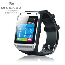 DIWEINUO Smart Watch Phone Unlocked Pedometer Sleep-monitoring OGS Screen Bluetooth Sync. Remind Bluetooth Dialer Remote Control