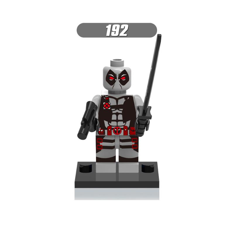 XH192-Grey Deadpool