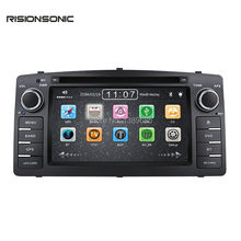 Car DVD GPS Autoradio Stereo Headunit Navigation for Toyota Corolla E120 2003-2006 BYD F3 with 3G iPod Bluetooth 1080P video(China)