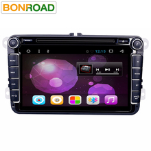 "Quad Core Android 6.0 2G RAM 1024*600HD 8""Capacitive Touch Screen GPS Navigation for Leon Passat B5 B6 Touran SWC RDS Multimedia"