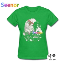 female t shirts The Great Outdoors Custom Made Harajuku Tee shirts fashion female Tops S,M,L,XL(China)