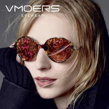 Buy VMOERS Oval Sunglasses Women Luxury Brand Designer Sun Glasses Female Pattern Mirror Lens Shades Lunette Femme 2017 New Fashion for $17.69 in AliExpress store