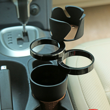 Car-styling Car Organizer Auto Sunglasses Drink Cup Holder Car Phone Holder for Coins Keys Phone Stand Interior Accessories(China)