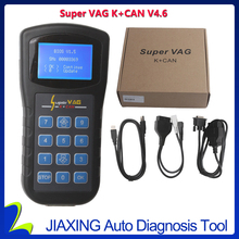 2016 Top Rated odemeter tool Super VAG K CAN 4.8 with free shipping ,Original price and efficient service