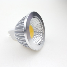 12V COB LED Bulbs Spotlight MR16 3W 12 Volts for Cabinet Lighting Decoration Bayonet Fittings Spot Lamp DC12V Warm Cold white CE