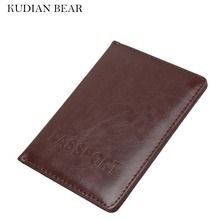 Buy KUDIAN BEAR Passport Cover Women Rfid Passport Holder Designer Travel Cover Case Credit Card Holder -- BIH023 PM49 for $3.04 in AliExpress store