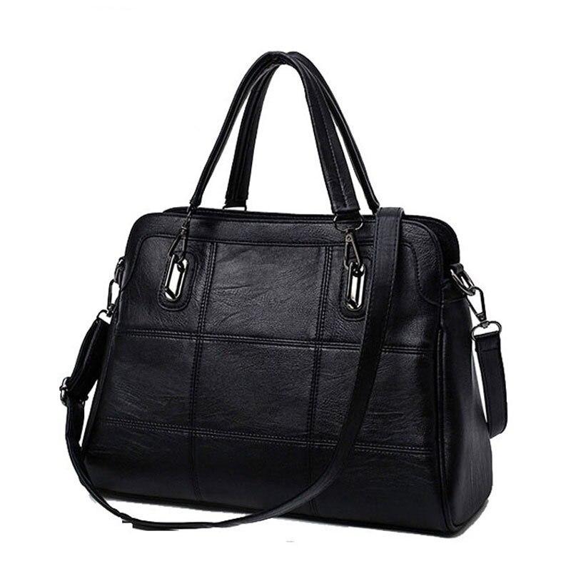 YGDB Brand Women Handbag Genuine Leather Vintage Versatile Shoulder Bag Ladies Tote Messenger Crossbody Bags Female Purse 1629#<br>