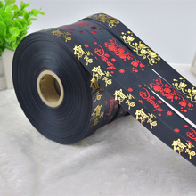 Trademark custom clothing washing standard thermal transfer label manufacturers customized clothing trademark