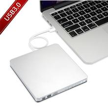 Portable USB 3.0 External DVD RW Drive Burner Writer For Laptop Notebook Professional Quality