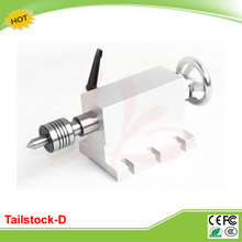 CNC Tailstock-D for Rotary Axis, A Axis, 4th Axis, CNC Router Engraver Milling Machine