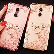 Buy Xiaomi Redmi 4A 4X Redmi Note 3 4 4X Case Silicone Bling Diamond Plating Clear Cover Soft TPU Flower Flora Phone Cases for $2.16 in AliExpress store
