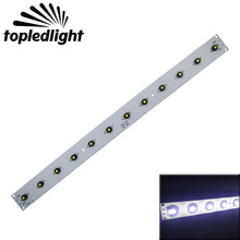 Topledlight Customize 36W 12V 12Leds High Power Led Emitter Lamp Light White 6500K Warm White 3000K Led Strip Lamp Light