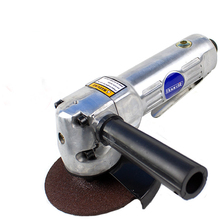"4"" Air Sander Polishing Machine Eccentric Sander Pneumatic Polisher Tool"