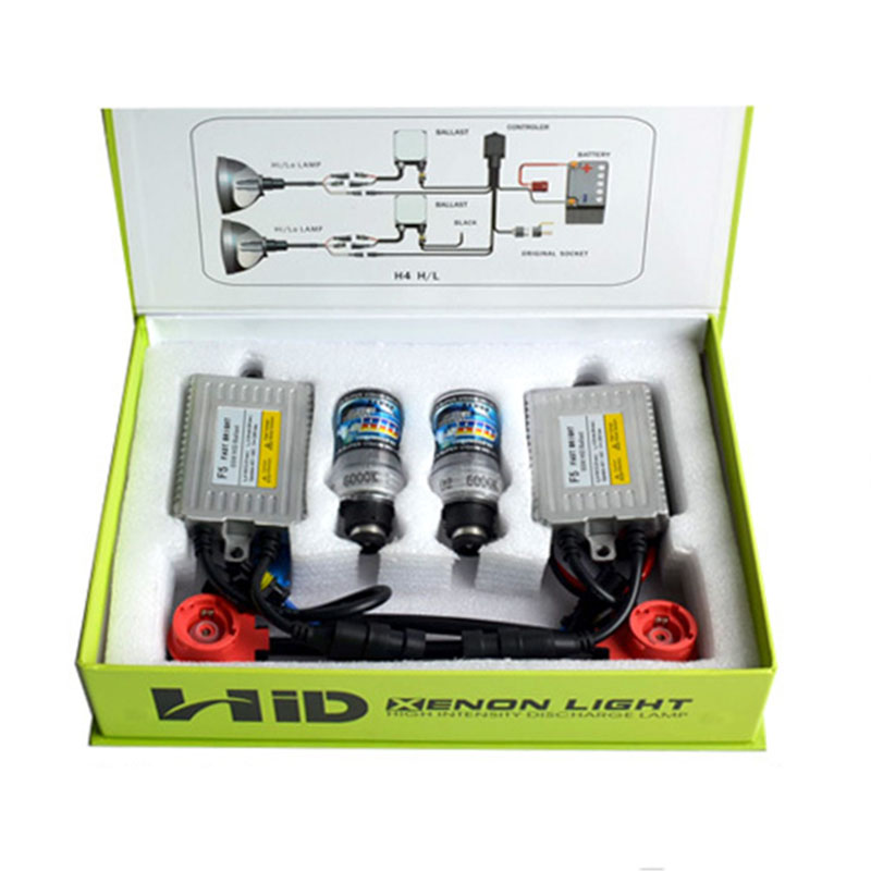 D2S D2C xenon Lamp F5 AC 55W 12V HID kit D2C D2S , 4300K 5000k 6000K 8000k for Auto hid kit<br>