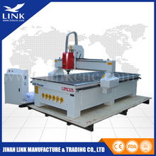 Strong structure cnc router, dust collector vacuum system woodworking cnc machinery for sale