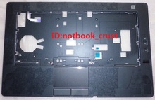 For Dell Latitude E6430 new original shell with fingerprint palmrest shell DP/N F12TR