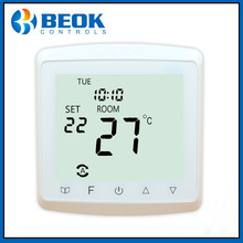 Thermoregulator Touch Screen Heating Thermostat for Underfloor Heating System Thermostat (TST90-EP)