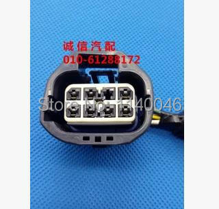 1PCS  FOR Ford harness connector / imported parts / wiring harness connector / car connector / 8p<br>