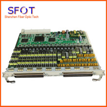 Original MA5616 H835ADLE 32-channel ADSL2+ board, low power consumption, built-in splitter,ADLE card(China)